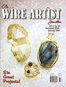 Wire Artist Magazine Cover